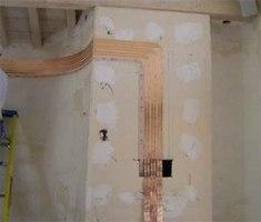 Электропроводка квартиры в Анапе. Электрификация жилых помещений